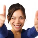 happy-female-customer
